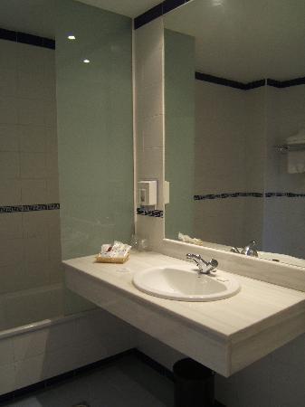 Hotel La Mota: Baño