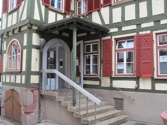 Kaffeehaus (Dr. Josef Gartner Haus)