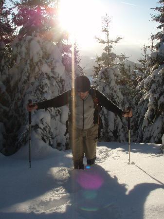 Vital Hotel Styria: Viele Schneeschuh- und Winterwanderwege