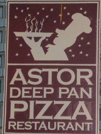 Astor Deep Pan Pizza