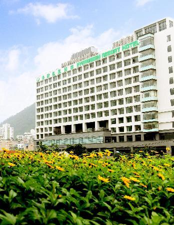 Evergreen Resort Hotel - Jiaosi: 酒店外觀