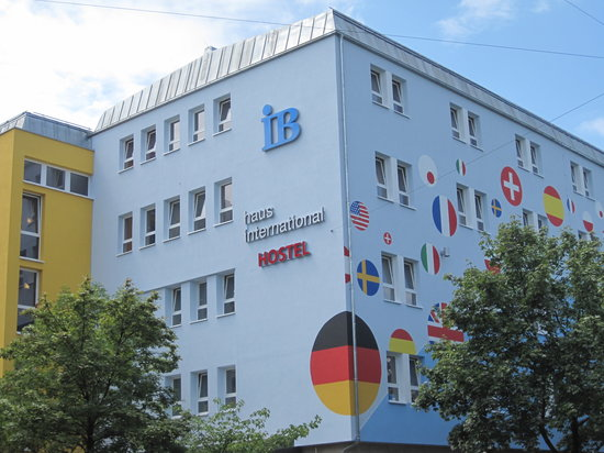 Haus International Munich Germany Hostel Reviews
