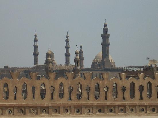 Kairo, Egypten: dalla moschea di Ibn Tulun