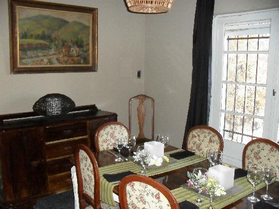 Eloy Restaurant Y Bar Historico: uno de los comedores