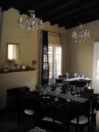 Eloy Restaurant Y Bar Historico: comedor grande