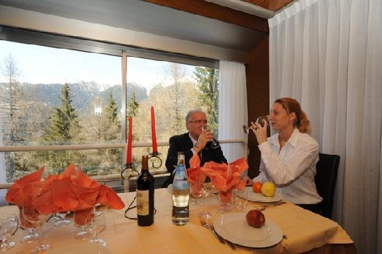 Mezzana, Italien: ristorante