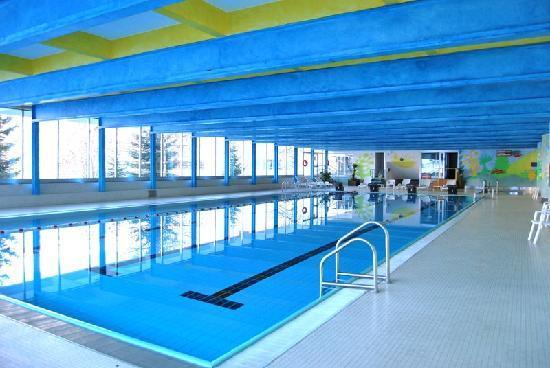 Mezzana, Italia: piscina