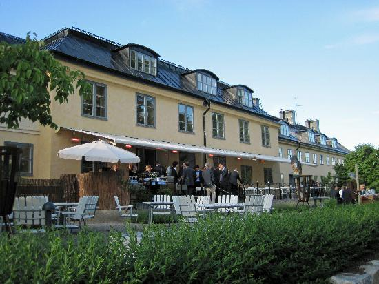 Hotel Skeppsholmen: Hotel exterior in June 2011