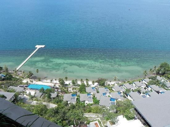 Conrad Koh Samui: View of the hotel