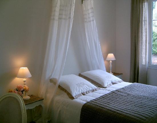 La Creche, Франция: La Chambre Romantique