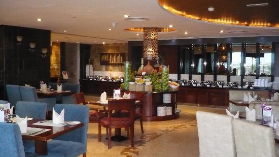 Flora Creek Deluxe Hotel Apartments: Breakfast / diner
