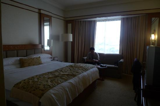 Hotel Jen Penang by Shangri-La : our deluxe room