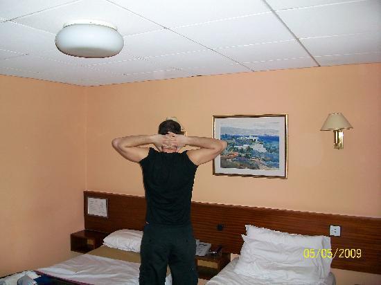 Chimney Corner Hotel: Habitacion