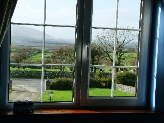 Drumcreehy Country House: view from our room