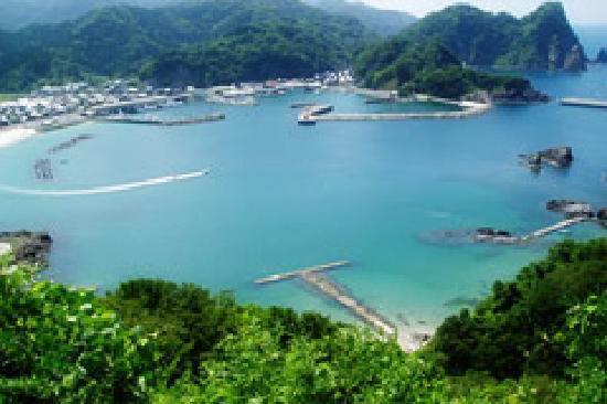 Tojinoyado: 城山園地