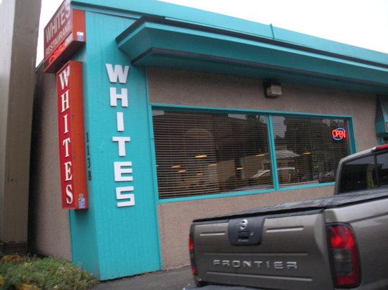 White's restaurant in Salem