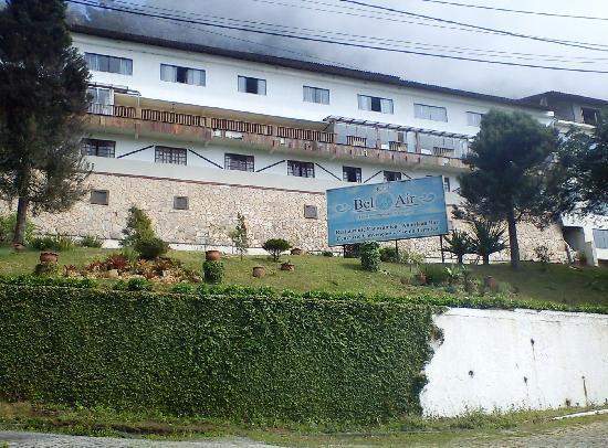 Bel-Air Hotel: Fachada do Bel Air Hotel
