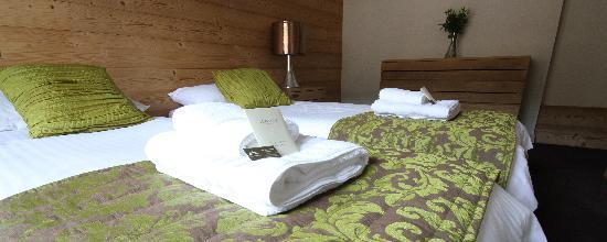 Residence L'Aiglon de Morzine: Guest amenities