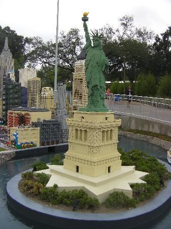 LEGOLAND Florida Resort: Lego Lady Liberty