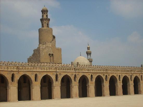 Kairo, Egypten: Ibn Tulun Mosque