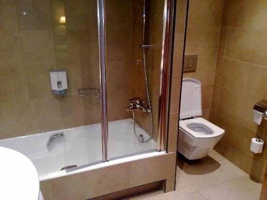 Hotel Terraza : Baño H.212