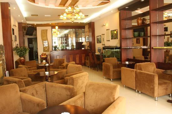 Dalat Green City Hotel: Lobby