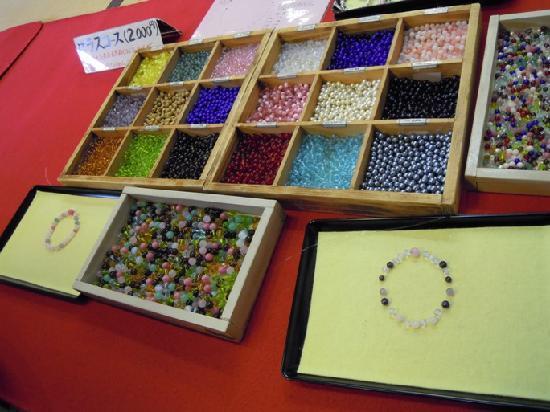 Entsuin : 数珠作り体験