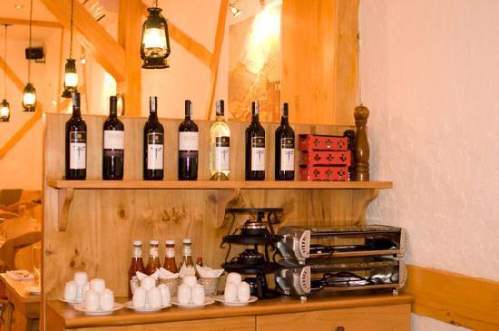 Swiss Chalet Ho Chi Minh City: Swiss Chalet Wines