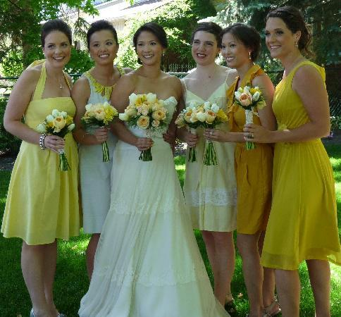 Les Diplomates B&B: Bridal packages available