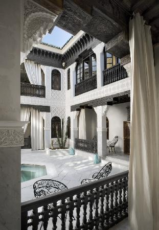 La Sultana Marrakech : Bahia Riad, 1 of the 5 riad of La Sultana