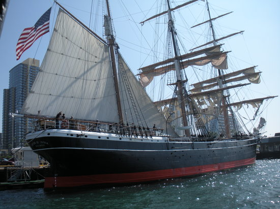 Maritime Museum of San Diego : Star of India
