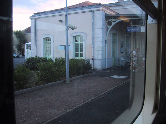 Gare de Langeac