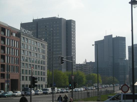 노보텔 베를린 미테 이미지