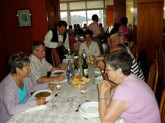 Hotel Atalaya I : Hotel, comedor