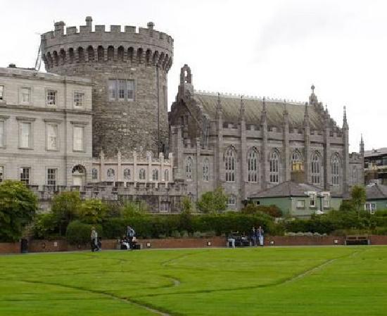 Irlanda en Espanol: Castillo Dublin
