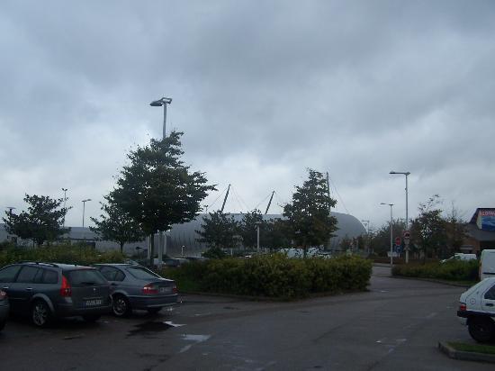 Ibis Rouen Parc des Expos Zenith : LE ZENITH