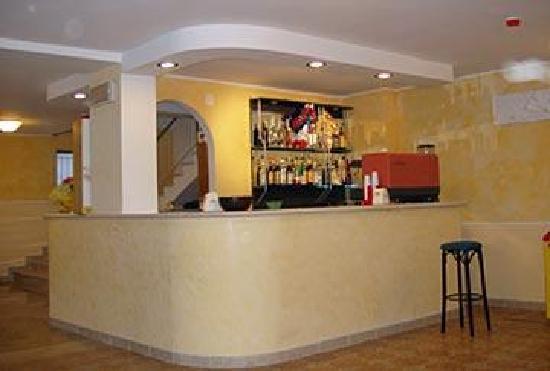 Hotel Stresa: la reception