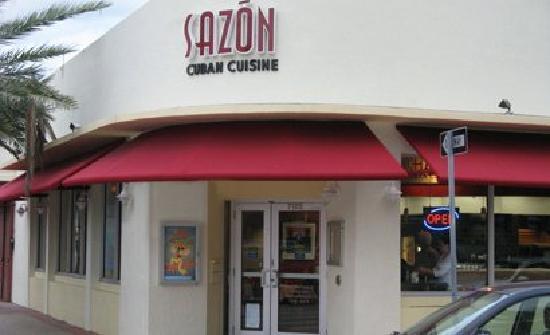 Sazon Restaurant Miami Beach