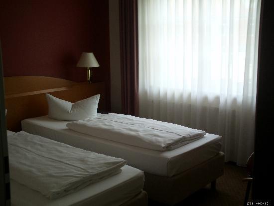 Best Western Hotel Quintessenz-Forum: Спальня