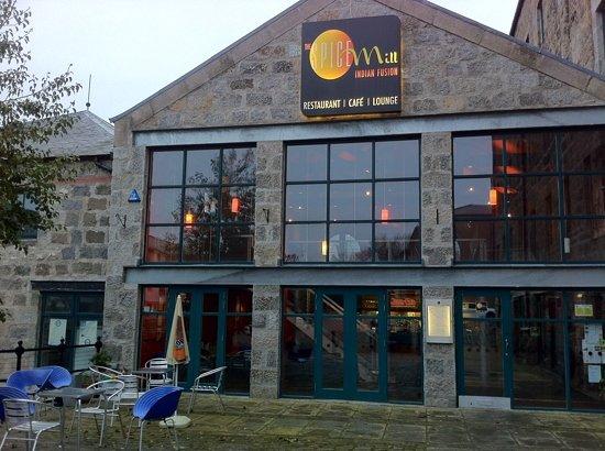 Indian Restaurant Grandholm Aberdeen