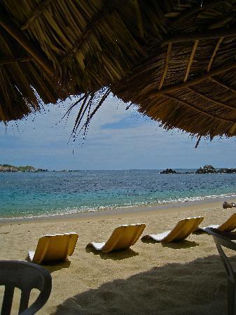Huatulco Bay: San Augustin Beach