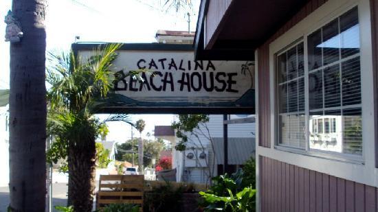 Catalina Boat House Cute Beach