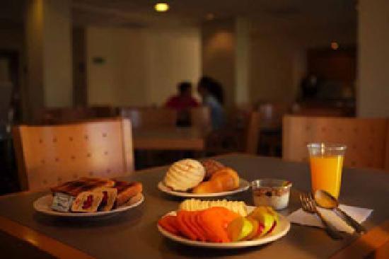 City Express Irapuato: Desayunador