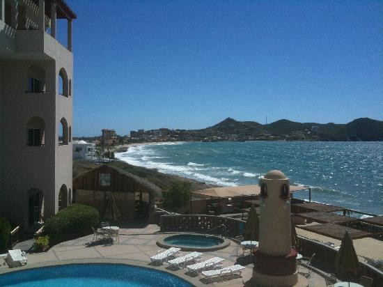 Sea Of Cortez Beach Club Balcony View