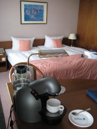 Radisson Blu Hotel, Cottbus: Business-Zimmer