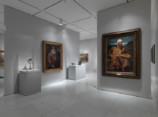 Smart Museum of Art: European gallery