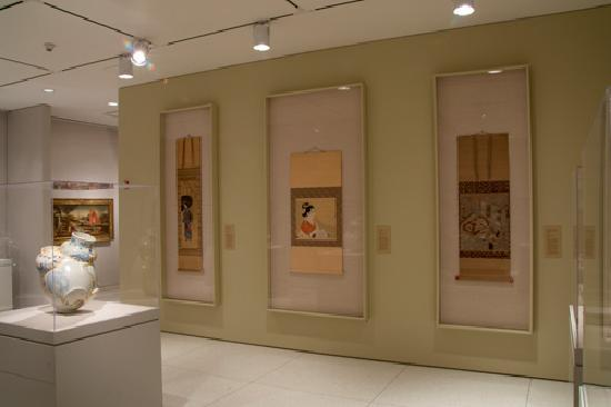 Smart Museum of Art: Asian gallery