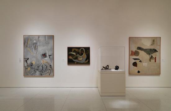 Smart Museum of Art: Modern gallery