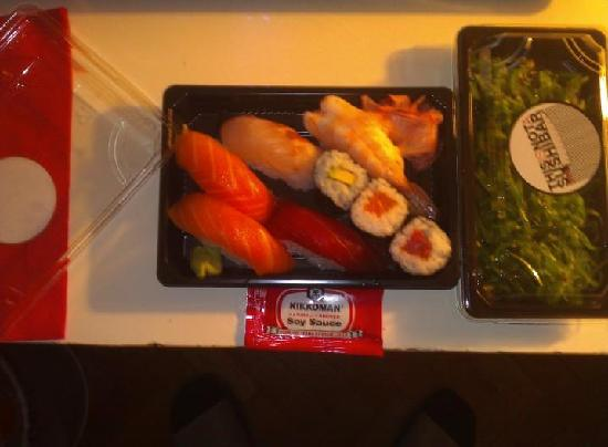 This is Not a Sushibar: Eccolo...