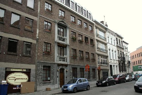Photo of Hotel-Pension Granducale Antwerp